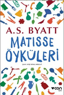 Matisse Öyküleri Kitap Kapağı