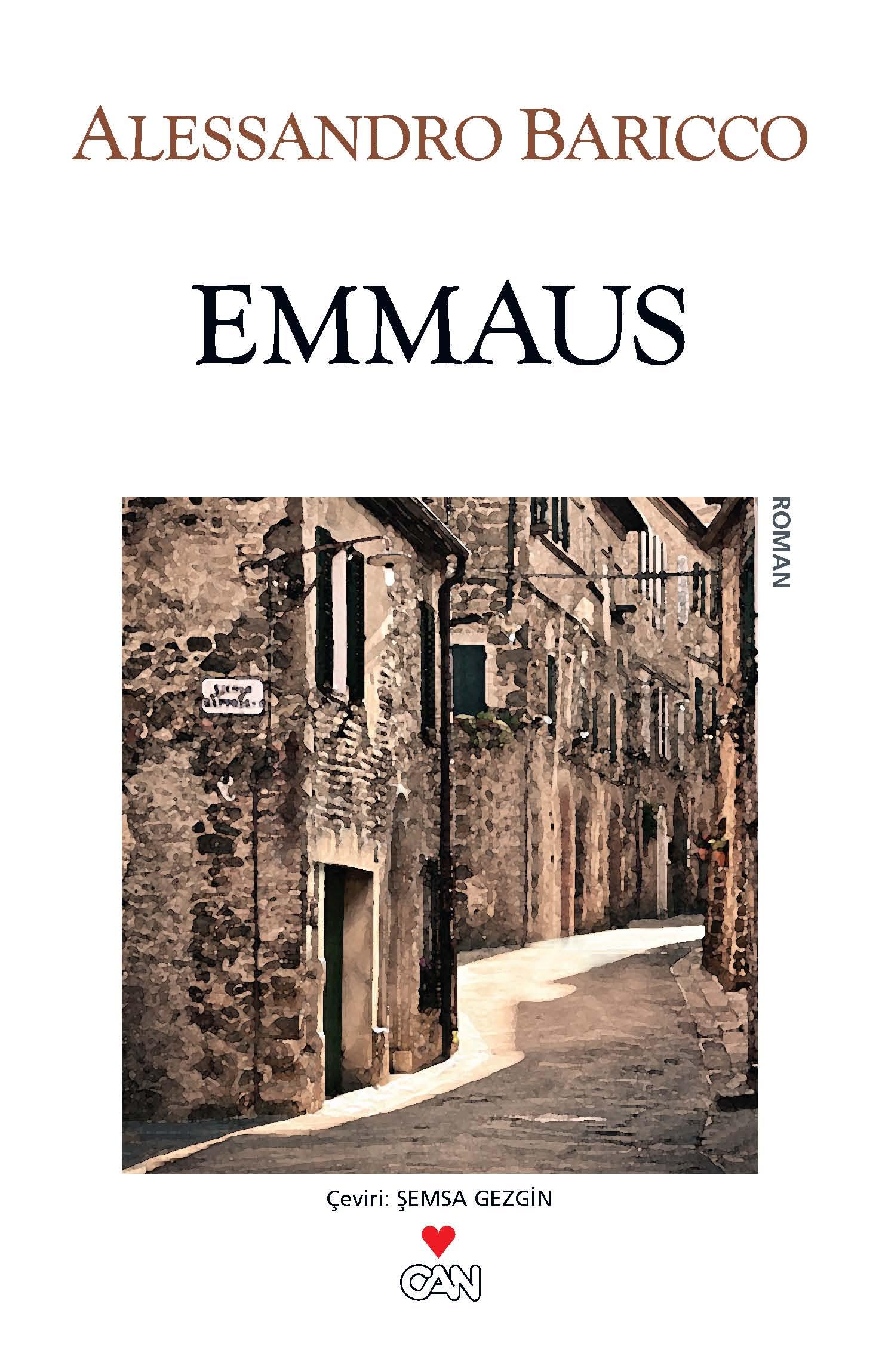 Emmaus Kitap Kapağı