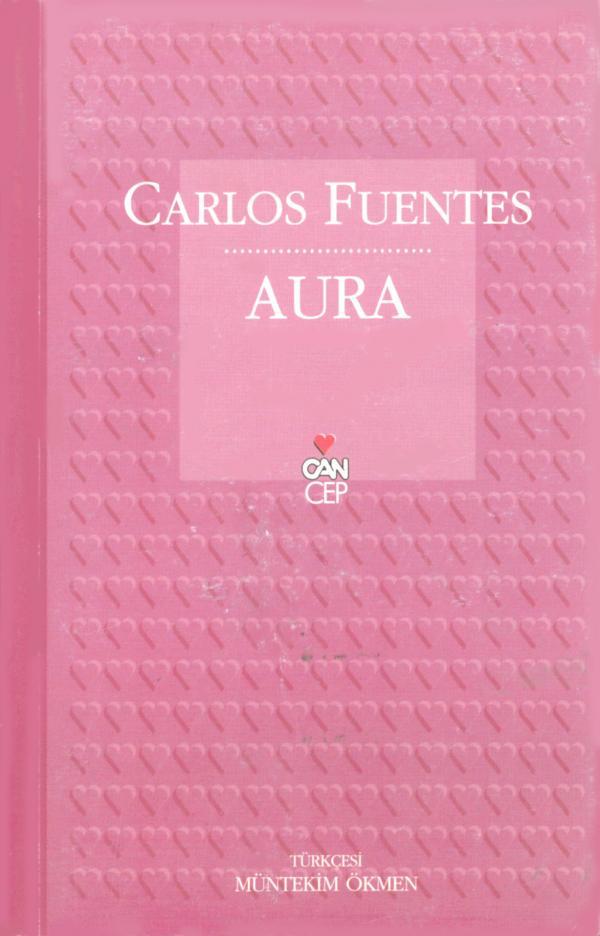 Aura Kitap Kapağı