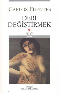 Deri Değiştirmek Kitap Kapağı