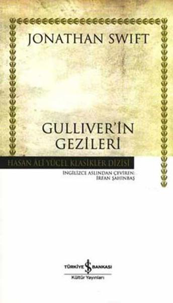 Gulliver'in Gezileri Kitap Kapağı