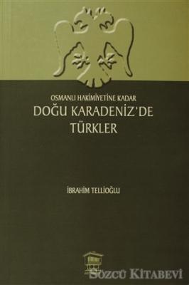 Doğu Karadenizde Türkler Kitap Kapağı