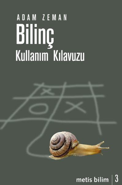 Bilinç Kullanım Kılavuzu Kitap Kapağı