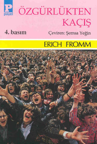 Özgürlükte Kaçış Kitap Kapağı