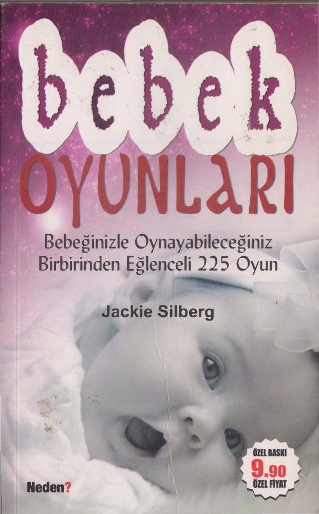 Bebek Oyunları Kitap Kapağı