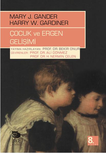 Çocuk ve Ergen Gelişimi Kitap Kapağı