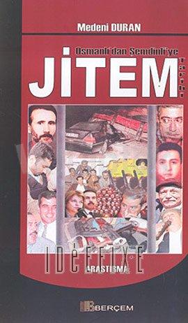 Osmanlı'dan Şemdinli'ye Jitem Tarihi Kitap Kapağı