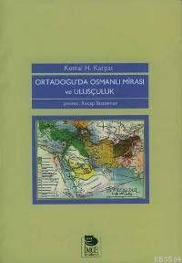 Ortadoğu'da Osmanlı Mirası ve Ulusçuluk Kitap Kapağı