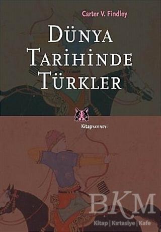 Dünya Tarihinde Türkler Kitap Kapağı