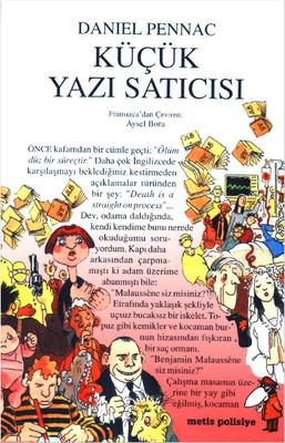 Küçük Yazı Satıcısı Kitap Kapağı
