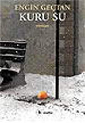 Kuru Su Kitap Kapağı