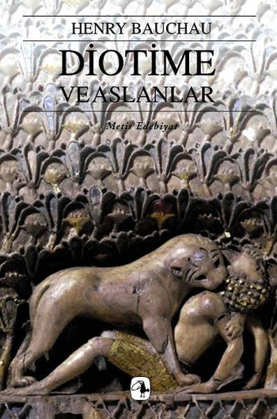 Diotime ve Aslanlar Kitap Kapağı