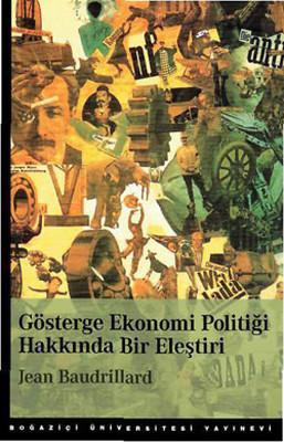 Gösterge Ekonomi Politiği Hakkında Bir Eleştiri Kitap Kapağı