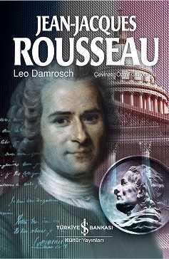 Jean-Jacques Rousseau Kitap Kapağı
