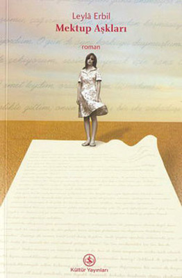 Mektup Aşkları Kitap Kapağı