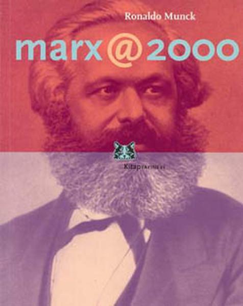 Marks @2000: Geç Marksist Perspektifler Kitap Kapağı