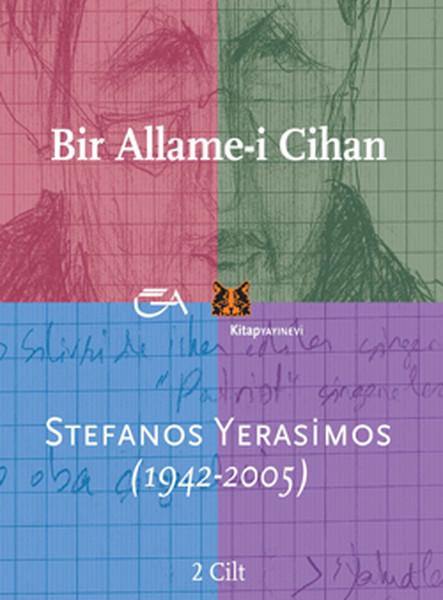 Bir Allame-i Cihan 2. Cilt (1942-2005) Kitap Kapağı
