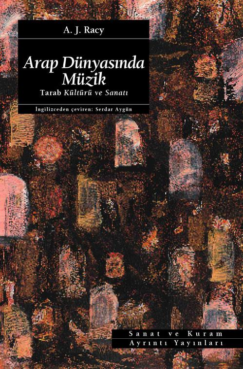 Arap Dünyasında Müzik Kitap Kapağı