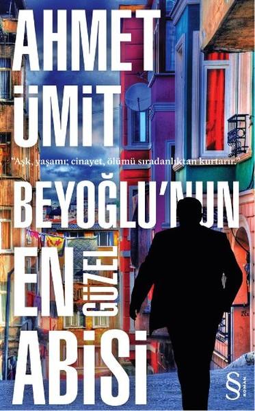 Beyoğlu Rapsodisi Kitap Kapağı