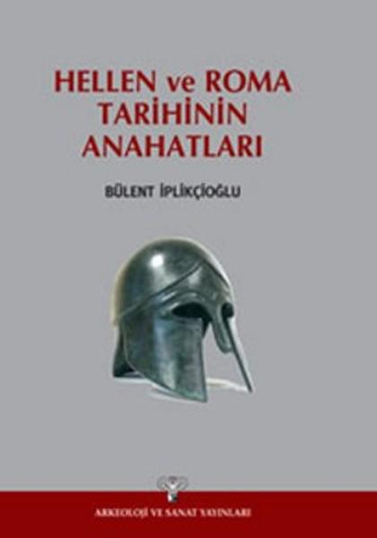 Hellen ve Roma Tarihinin Anahatları Kitap Kapağı