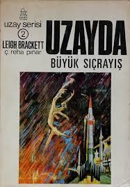 Uzayda Büyük Sıçrayış Kitap Kapağı