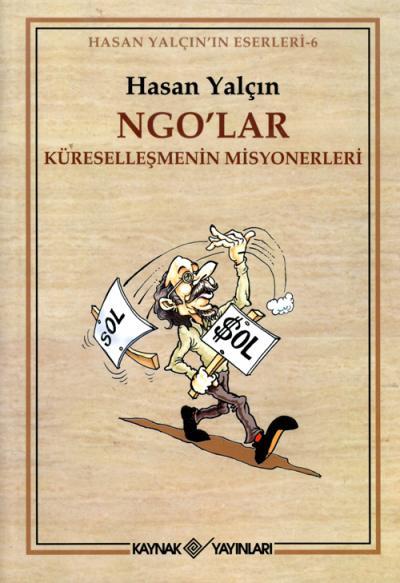 NGO'lar Küreselleşmenin Misyonerleri Kitap Kapağı