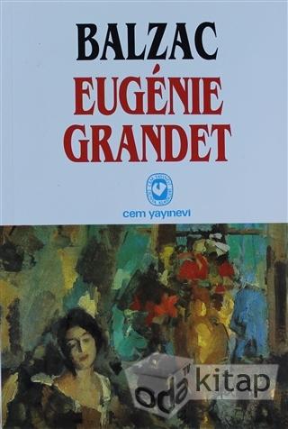 Eugenie Grandet Kitap Kapağı