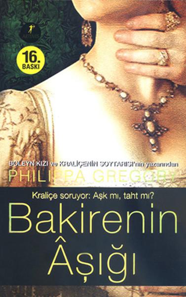 Bakirenin Aşığı:Kraliçe Soruyor: Aşk mı, Taht mı? Kitap Kapağı