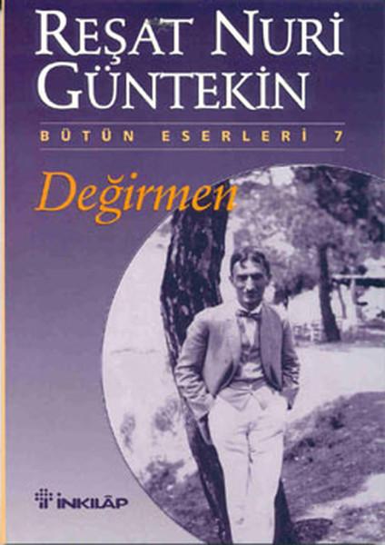 Değirmen Kitap Kapağı