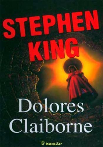 Dolores Claiborne Kitap Kapağı