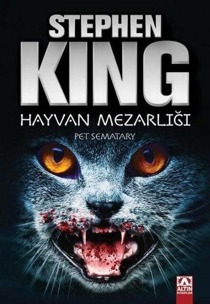 Hayvan Mezarlığı: Gecenin Pençesi Kitap Kapağı