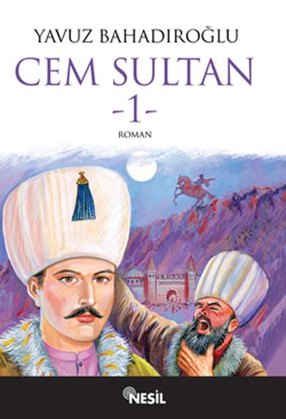 Cem Sultan Kitap Kapağı
