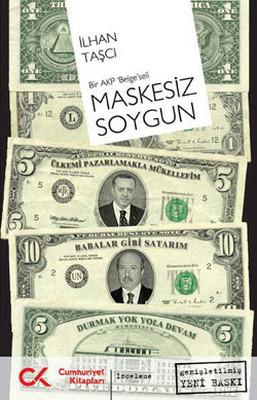 Maskesiz Soygun Kitap Kapağı