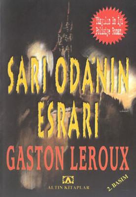 Sarı Oda'nın Esrarı Kitap Kapağı