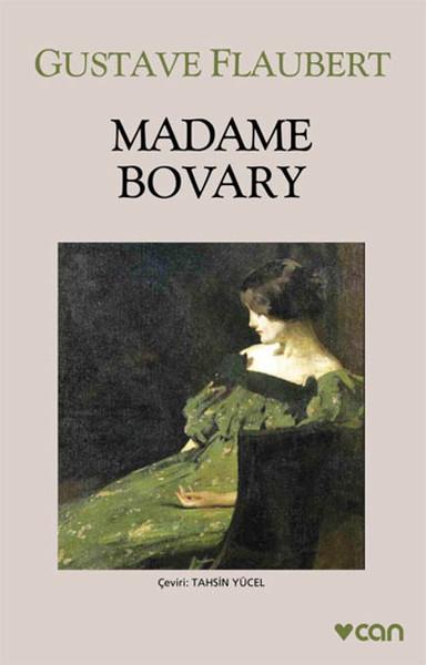 Madame Bovary Kitap Kapağı
