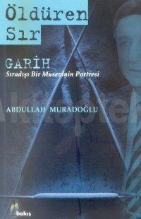 Garih: Öldüren Sır Kitap Kapağı