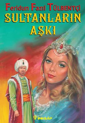 Sultanların Aşkı Kitap Kapağı