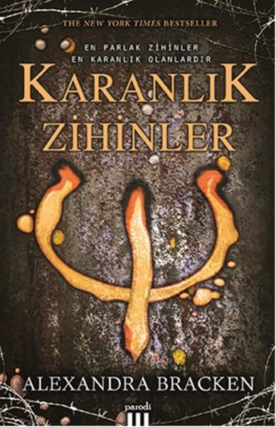 Karanlık Zihinler Kitap Kapağı
