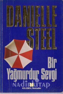 Bir Yağmurdur Sevgi Kitap Kapağı