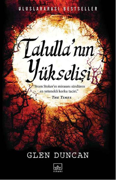 Talulla'nın Yükselişi Kitap Kapağı