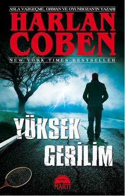 Yüksek Gerilim Kitap Kapağı