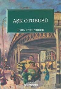 Aşk Otobüsü Kitap Kapağı
