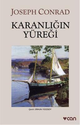 Karanlığın Yüreği Kitap Kapağı
