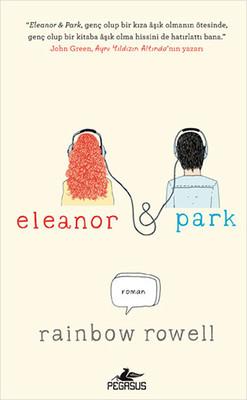 Eleanor & Park Kitap Kapağı