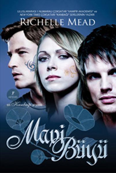 Mavi Büyü Kitap Kapağı