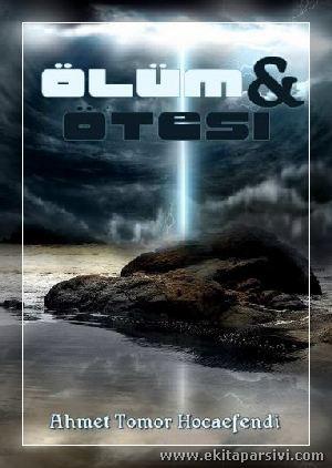 Ölüm Ve Ötesi Kitap Kapağı