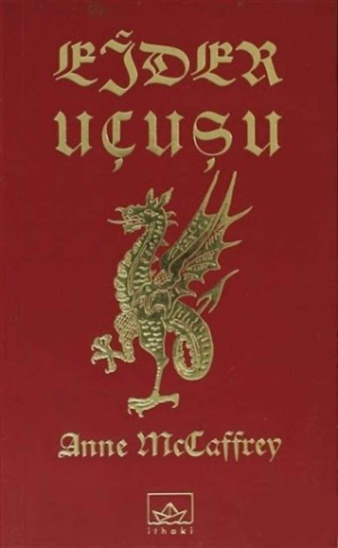Ejder Uçuşu Kitap Kapağı