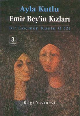 Emir Bey'in Kızları Kitap Kapağı