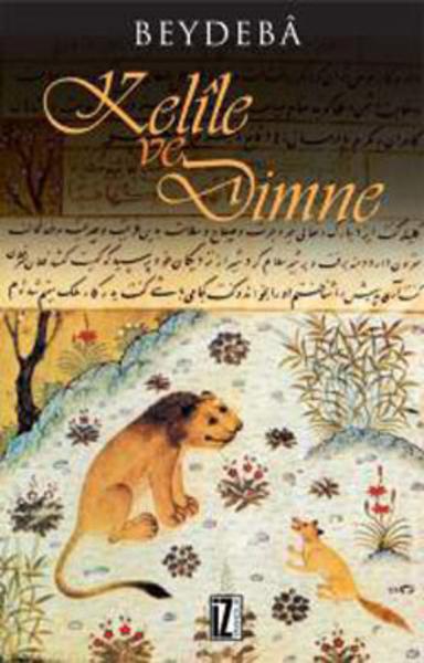 Kelile ve Dimne Kitap Kapağı