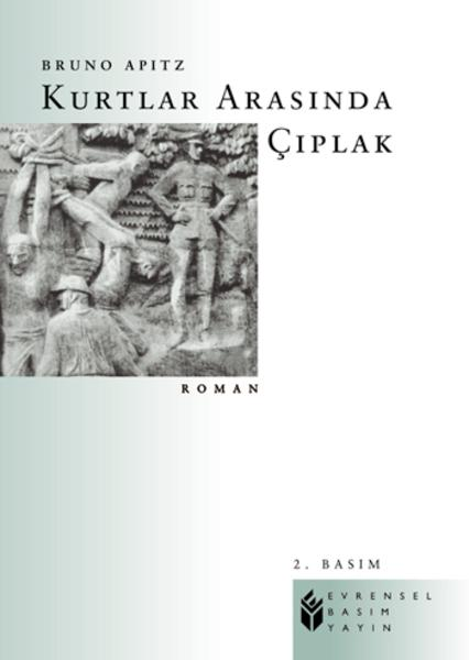 Kurtlar Arasında Çıplak Kitap Kapağı